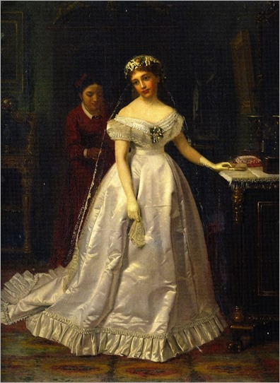 John-George-Brown-The-Reluctant-Bride