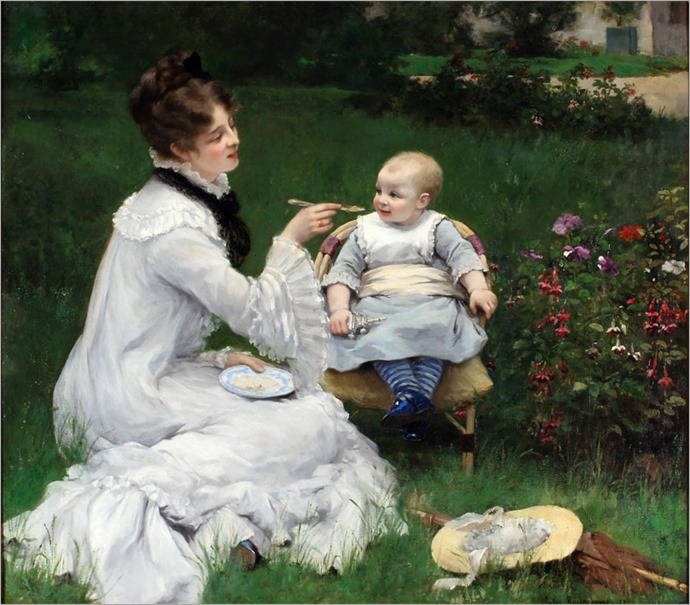 jules james rougeron-mother´s treat