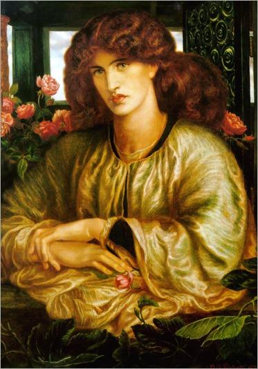 La-Donna-della-Finestra-The-Lady-of-the-Window-1879-Rossetti