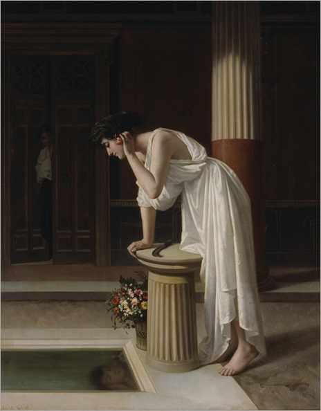 Reflections-Federico-Maldarelli(Italian, 1821-1893)