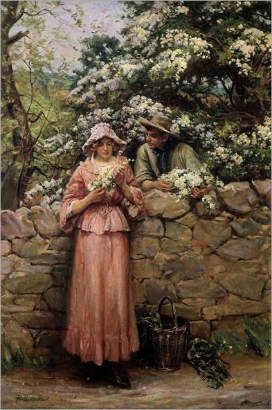 Robert Payton Reid - Blossom Time