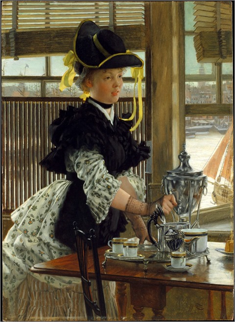 tea-by-James-Tissot
