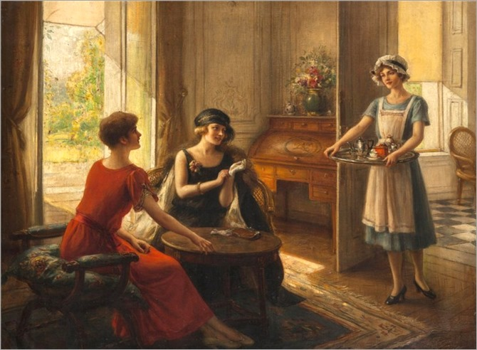 teatime-Albert Lynch