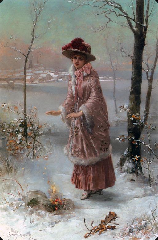 Emile-Eisman-Semenowsky-Winter