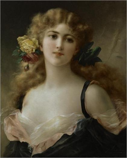 EMILE VERNON _FRENCH, 1872-1919 FAIR AS THE MORNING