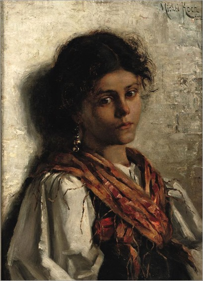 michel_koch_gipsy_girl_