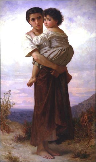 William-Adolphe_Bouguereau_(1825-1905)_-_Young_Gypsies_(1879)