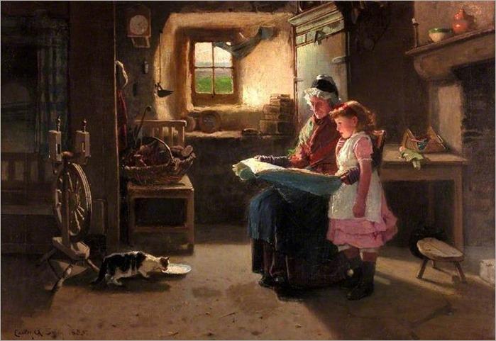 17.Carlton Alfred Smith (british, 1853-1946)
