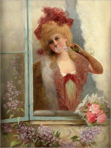 Adolphe Philippe Millot (french, 1857-1921)