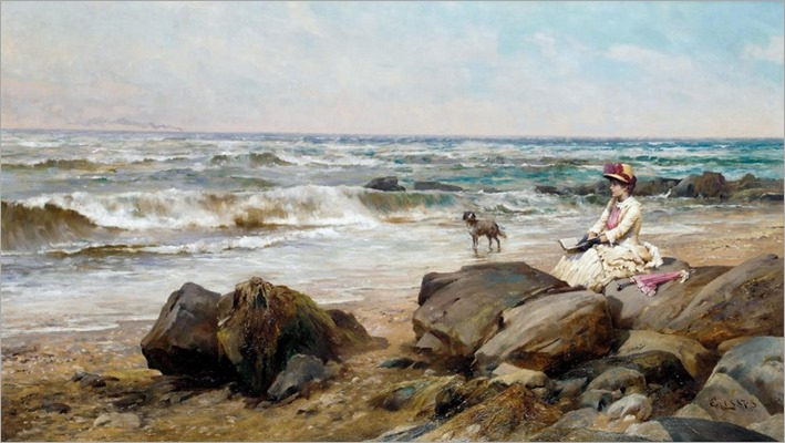 Alfred Glendening Jr_1861-1907_FARAWAY THOUGHTS