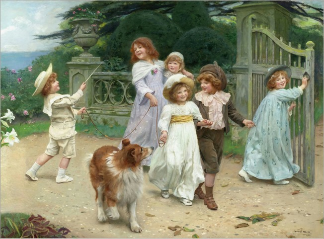 Arthur John Elsley 1862-1952 Home Team
