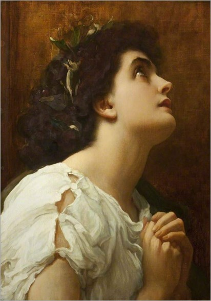 faith-Frederic leighton