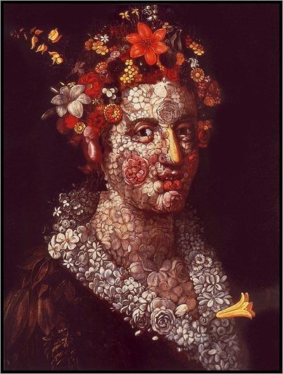 flora-1588-giuseppe arcimboldo
