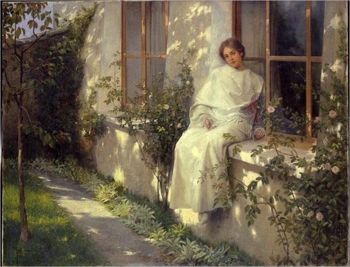 giovanni-giani-il-mattino-delle-rose-(L'attesa, 1906)