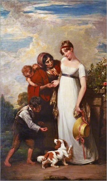John Opie (British artist, 1761–1807) Fortune Teller
