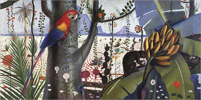 meio-ambiente-1934-Candido Portinari