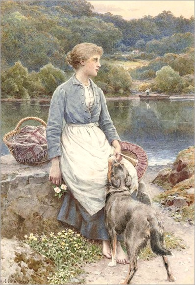 The loyal friend_Henry James Johnstone