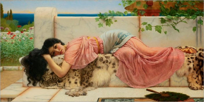 When the Heart is Young_Godward
