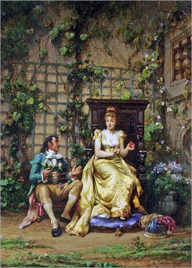 A Helping Hand - Adrien de Boucherville