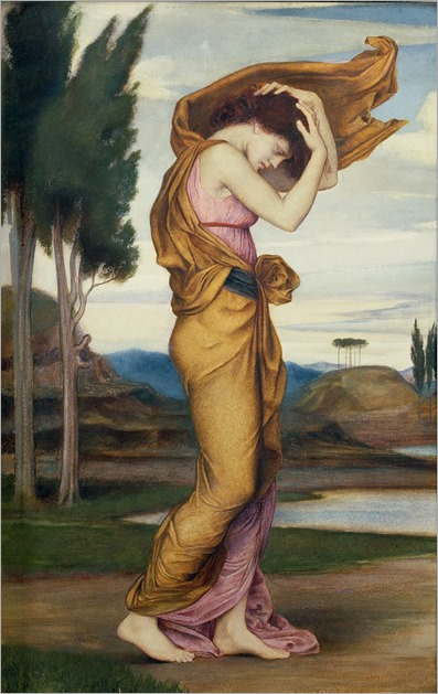 Deianira by Evelyn de Morgan 1878