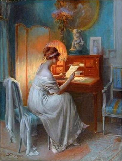 Delphin Enjolras, Love Letter