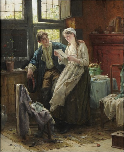 Edward Antoon Portielje (1861-1949)-good news