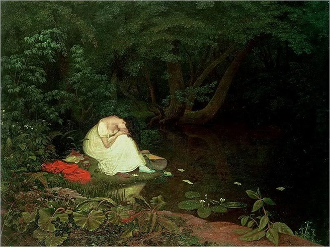 Francis Danby-Disappointed Love