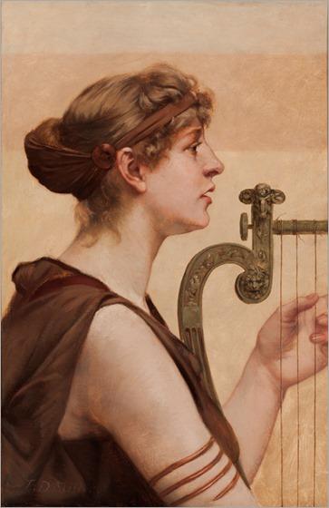 Francis Davis Millet (1846 – 1912) - A Hymn
