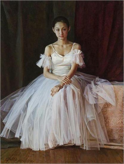 Guan ZEJU-ballet
