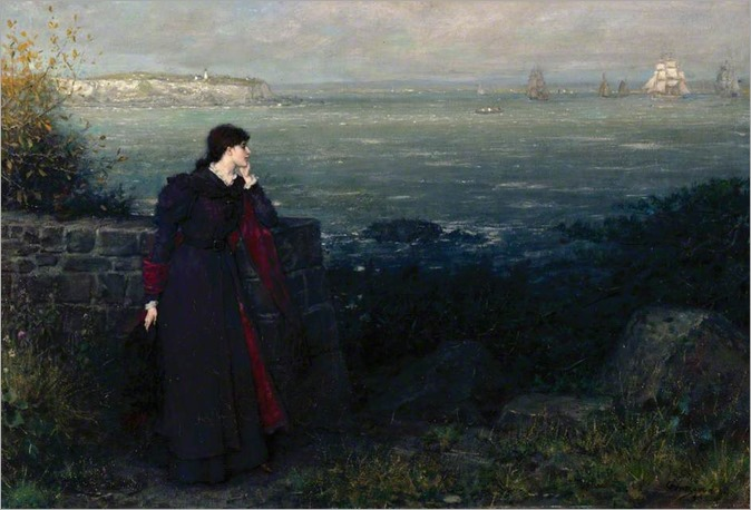 memories-1896-George Henry Boughton