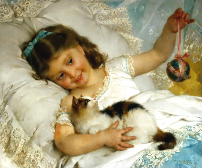 ÉMILE MUNIER - french painter
