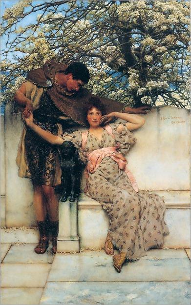 promise_of_spring_Alma-Tadema