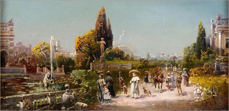 summer in Rome-Robert Alott