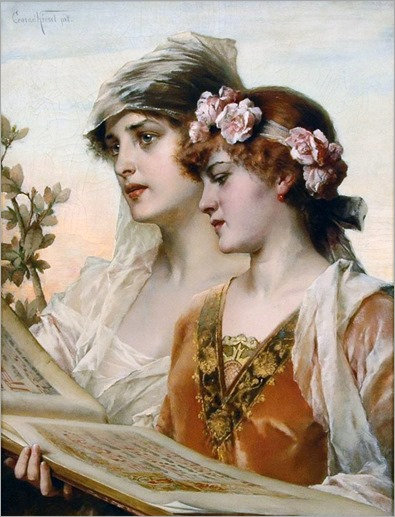 The Duet - Conrad Kiesel