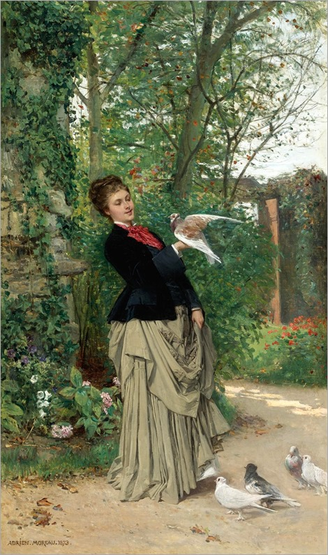 ADRIEN MOREAU (french, 1843-1906)_1873