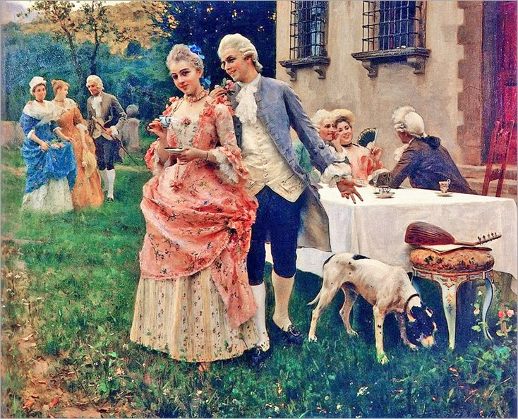 An-Afternoon Tea by Andreotti Federico