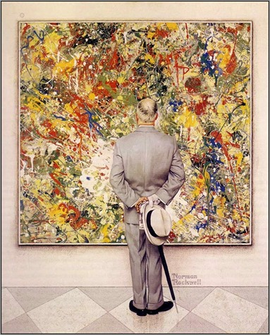 art-norman-rockwell-connoisseur
