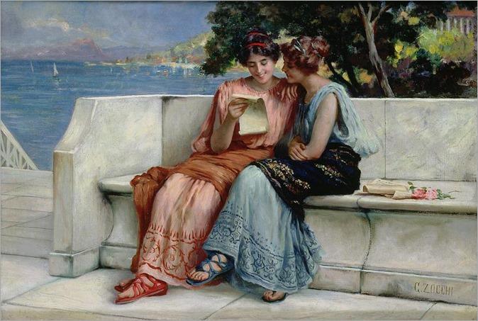 confidences-guglielmo-zocchi (italian painter)