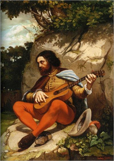 Gustave-Courbet_Guitarrero_1844