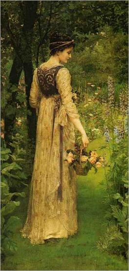 Mary E Harding(English1880-1903)