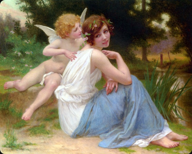 Seignac_Guillaume_Cupid_and_Psyche