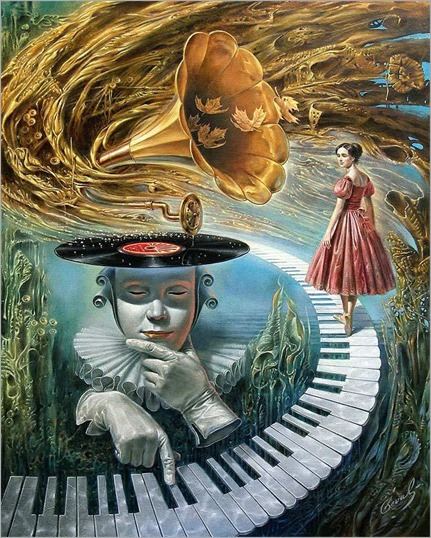 Sounding Silence_Michael Cheval