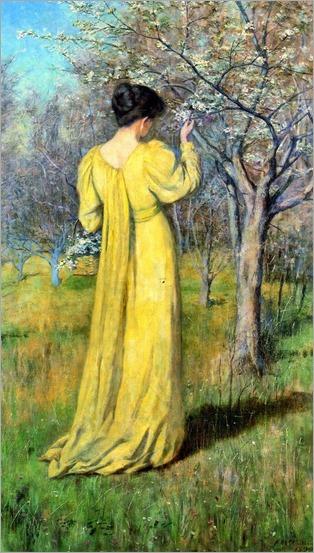 Spring - Frederick McCubbin