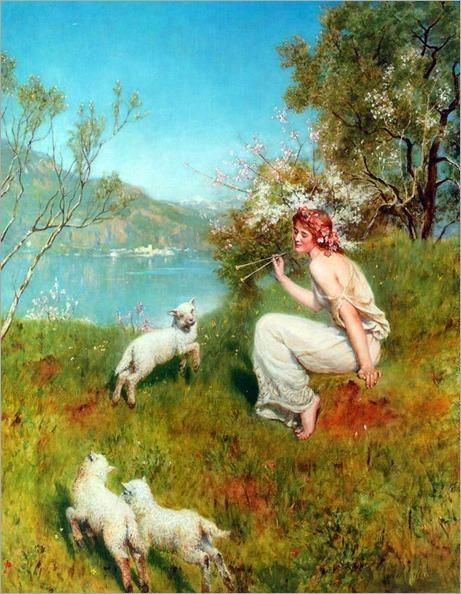 Spring-John-Collier