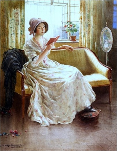 a quiet ready - William Kay Blacklock