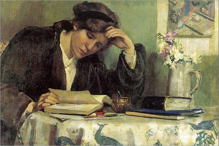 A Student, Paris (1913). Ethel Pennewil Brown Leach (American,1878-1960)