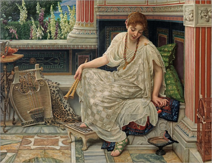 Chloe_by_Sir_Edward_John_Poynter
