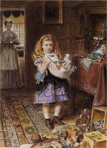 CollectingToys_George Goodwin Kilburne