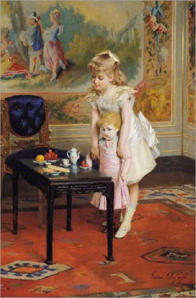 g-de-jonghe-dollys-teatime