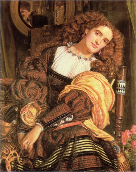Il dolce far niente_William Holman Hunt